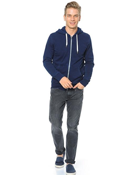 Levi's® Jean Pantolon | 511 - Slim Fit Gri